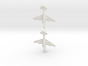 1:700 BV P.193  (Set of 2) in White Natural Versatile Plastic