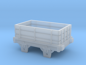 N Gauge Era 1 Truck in Smooth Fine Detail Plastic