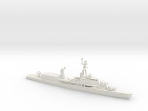 1/600 Scale USS Gyatt DDG-1 in White Natural Versatile Plastic