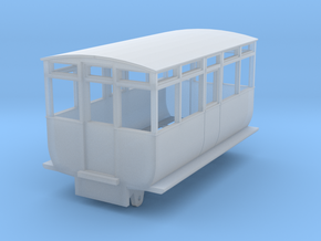 0-76-ford-trailer1 in Smooth Fine Detail Plastic