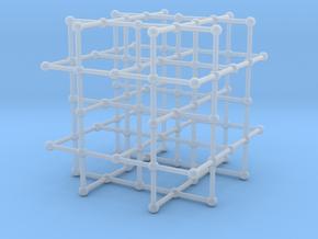4-regular grid subgraph in Smooth Fine Detail Plastic