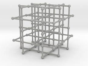 4-regular grid subgraph in Aluminum