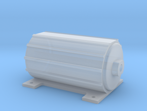 1/8 AEROMOTIVE A1000 Fuel Pump in Smoothest Fine Detail Plastic: 1:8