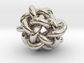 B&G Knot 05 in Platinum
