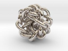 B&G Knot 09 in Platinum