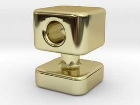 Knob 13 in 18K Gold Plated