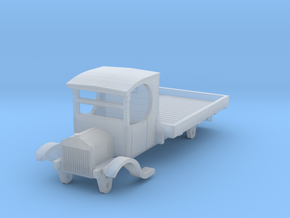 0-148fs-ford-lorry-1a in Smooth Fine Detail Plastic