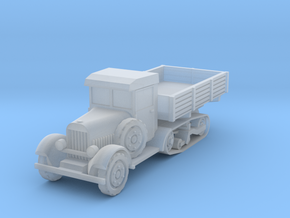 Wz 34 truck 1:144 in Smooth Fine Detail Plastic