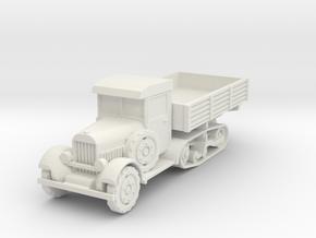 Wz 34 truck 1:87 in White Natural Versatile Plastic