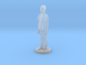 Printle C Kid 013 - 1/87 in Smooth Fine Detail Plastic