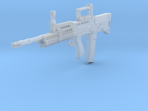 1/10th L85A2 in Smooth Fine Detail Plastic