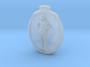 Printle N Pamela Anderson - 33 mm in Smooth Fine Detail Plastic