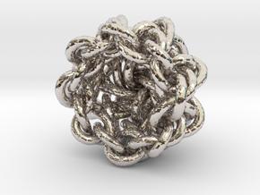 B&G Knot 16 in Platinum