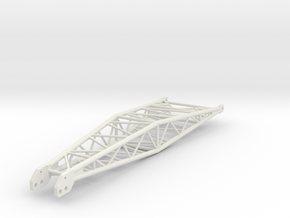 jib for the fixed LF2 in White Natural Versatile Plastic