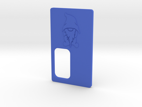 Löyly Squonker V2 - Door in Blue Processed Versatile Plastic