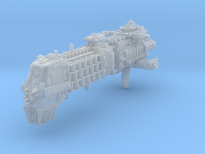 Vigilant Light Cruiser in Smooth Fine Detail Plastic