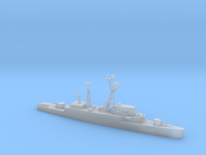 1/700 Scale USS Sellstrom DER-255 in Smooth Fine Detail Plastic