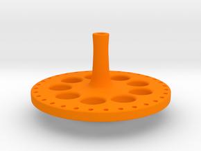 CampyTop in Orange Processed Versatile Plastic: Medium
