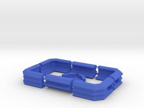 universalphonecase in Blue Processed Versatile Plastic