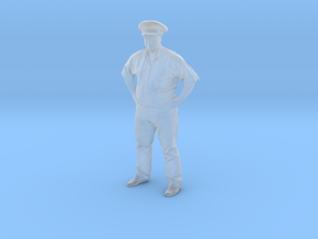 Printle C Homme 1638 - 1/72 - wob in Smooth Fine Detail Plastic