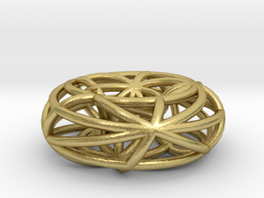toroidal geodesics small in Natural Brass
