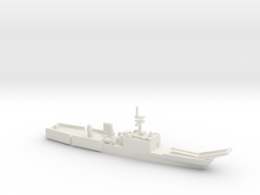 Newport-class LST, 1/2400 in White Natural Versatile Plastic