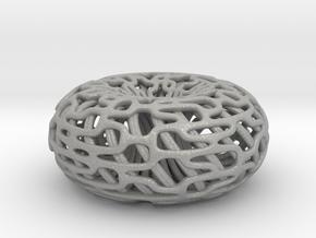 Torus Inside A torus in Aluminum