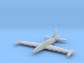 (1:285) Messerschmitt Schnellstflugzeug  in Smooth Fine Detail Plastic