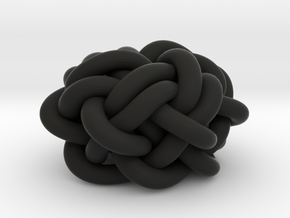 B&G Knot 02 in Black Natural Versatile Plastic