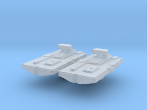 Sigma Generic Carrier Group in Smooth Fine Detail Plastic