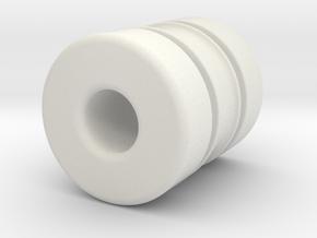 Z-std060P in White Natural Versatile Plastic