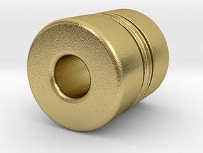 N-n18040X in Natural Brass