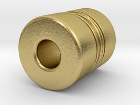 N-n24030X in Natural Brass
