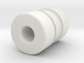 N-n36060P in White Natural Versatile Plastic