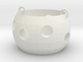 Cute grotesque in White Natural Versatile Plastic