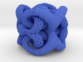 Ramsey pendant in Blue Processed Versatile Plastic