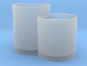 Vase Mod 005 in Smooth Fine Detail Plastic