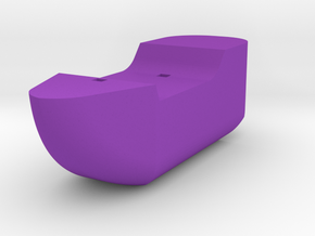 Ship in Purple Processed Versatile Plastic