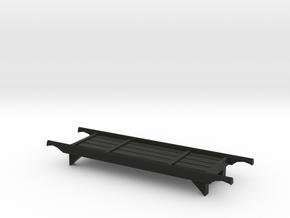 Wood Stretcher in Black Natural Versatile Plastic: 1:64 - S