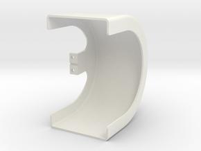 single fender 3 in White Premium Versatile Plastic