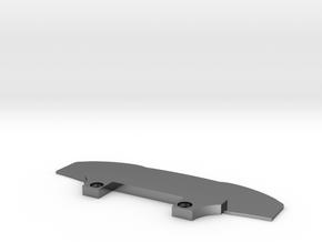 Mini-Z 75mm Splitter in Fine Detail Polished Silver