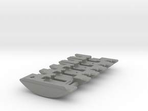 NWL Kanan - Master Part8-PZ Lightsaber Chassis in Gray PA12
