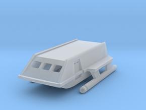 1/350 TOS Shuttlecraft in Smooth Fine Detail Plastic