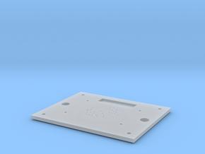 Atlas Watch Rev 3 Fixture Top in Smooth Fine Detail Plastic