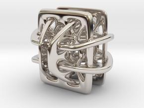 Borromean link nexus modified in Platinum