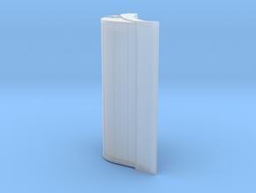 Slotenbak/brede bak voor 13-16 tons kranen, schaal in Smooth Fine Detail Plastic