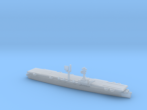1/1250 Scale Saipan Class Aircraft Carrier in Smooth Fine Detail Plastic