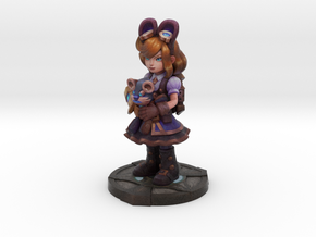 Hextech Annie in Natural Full Color Sandstone