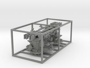 2 x 37 mm Flak C/30 auf Doppellafette Scale 1:50 in Gray Professional Plastic