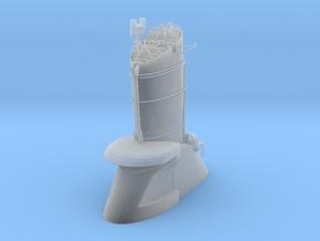 1/96 IJN KageroFunnel 1 in Smooth Fine Detail Plastic